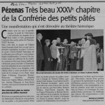 Article du Midi Libre 11 mai 2013 p11